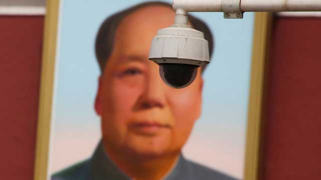 Government Monitoring in China