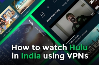 Watch Hulu in India