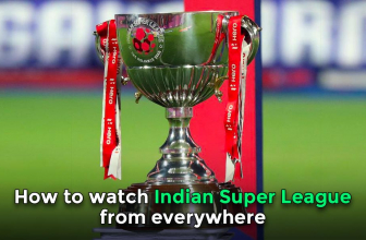 How to watch ISL live stream in 2021